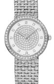 Vacheron Constantin Patrimony Lady 25562/206G-9180 Classique Gold Bracelet Small Model Diamond Set
