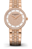 Vacheron Constantin Traditionnelle Lady 25554/Q03R-9696 Traditionnelle Gold Bracelet Small Model Diamond Set