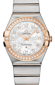 Omega Constellation Ladies 123.25.27.60.55-009 Quartz