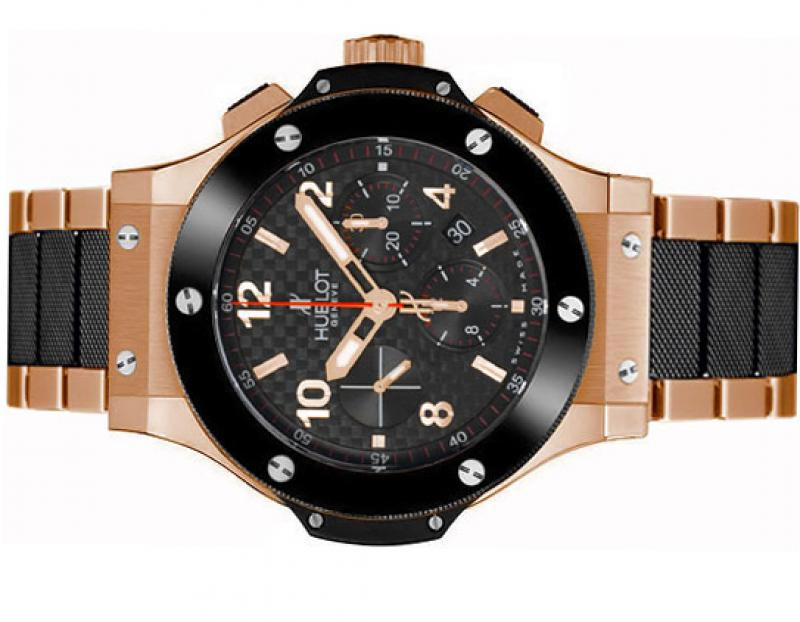 301.PB.131.PB Hublot Red Gold Big Bang 44mm