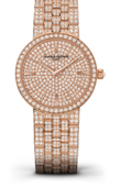 Vacheron Constantin Часы Vacheron Constantin Traditionnelle Lady 25575/Q02R-9281 Traditionnelle Gold Bracelet Small Model Diamond Set