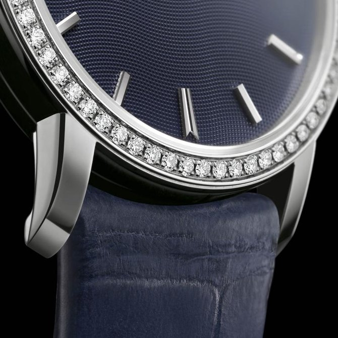 Vacheron Constantin 25558/000G-9758 Traditionnelle Lady Traditionnelle Small Model Diamond Set - фото 4