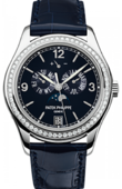 Patek Philippe Часы Patek Philippe Complications 5147G-001 White Gold - Men Complications