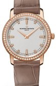 Vacheron Constantin Traditionnelle Lady 25558/000R-9406 Traditionnelle Small Model Diamond Set