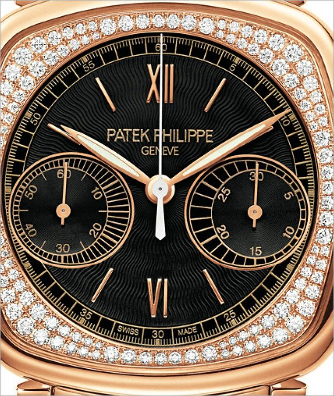 7071G-001 Patek Philippe White Gold Complications