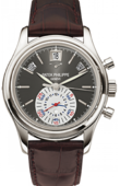 Patek Philippe Complications 5960P-001 Platinum - Men Complications