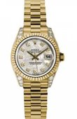 Rolex Datejust Ladies 179238 mtdp 26mm Yellow Gold