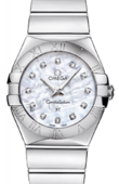 Omega Constellation Ladies 123.10.27.60.55-002 Quartz