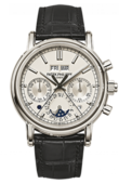 Patek Philippe Grand Complications 5204P-001 Split-Seconds Chronograph Perpetual Calendar