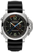 Officine Panerai Luminor PAM00526 1950 Regatta 3 Days Chrono Flyback Automatic Titanio