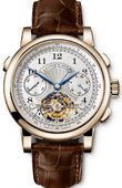 A.Lange and Sohne 1815 712.050 165 Years - Homage to F.A. Lange Tourbograph `Pour le Merite`