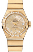 Omega Constellation Ladies 123.55.27.20.57-002 Co-axial