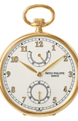 Patek Philippe Часы Patek Philippe Pocket Watches 972/1J-010 Yellow Gold - Men Lepine Pocket