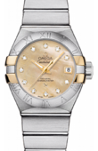 Omega Constellation Ladies 123.20.27.20.57-003 Co-axial