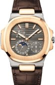 Patek Philippe Nautilus 5712GR-001 White Gold and Rose Gold