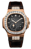 Patek Philippe Nautilus 5724R-001 Rose Gold - Men Nautilus
