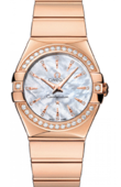 Omega Constellation Ladies 123.55.27.60.55-006 Quartz