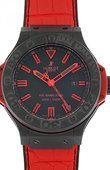 Hublot Big Bang King 322.CI.1130.GR.ABR10 Black Ceramic All Black Red