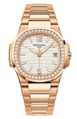 Patek Philippe Nautilus 7010/1R-011 Rose Gold - Ladies Nautilus