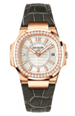 Patek Philippe Nautilus 7010R-001 Rose Gold - Ladies Nautilus