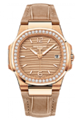 Patek Philippe Nautilus 7010R-012 Rose Gold - Ladies Nautilus