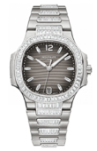 Patek Philippe Nautilus 7014/1G-001 White Gold - Ladies Nautilus