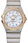 Omega Constellation Ladies 123.25.27.60.55-003 Quartz