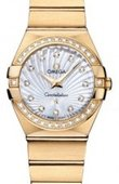 Omega Constellation Ladies 123.55.27.60.55-003 Quartz