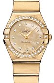Omega Constellation Ladies 123.55.24.60.57-001 Quartz