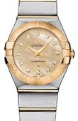 Omega Constellation Ladies 123.20.24.60.57-001 Quartz
