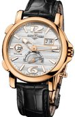 Ulysse Nardin Dual Time 246-55/60 GMT Big Date 42mm