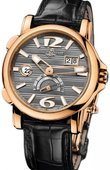 Ulysse Nardin Dual Time 246-55/69 GMT Big Date 42mm
