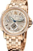 Ulysse Nardin Dual Time 246-55B-8/30 GMT Big Date 42mm