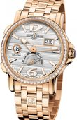 Ulysse Nardin Dual Time 246-55B-8/60 GMT Big Date 42mm