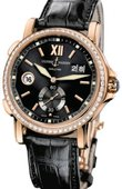 Ulysse Nardin Dual Time 246-55B/32 GMT Big Date 42mm
