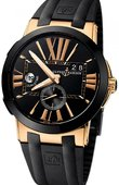 Ulysse Nardin Executive Dual Time 246-00-3/42 43mm