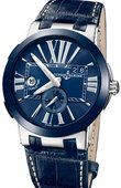 Ulysse Nardin Executive Dual Time 243-00/43 43mm