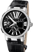 Ulysse Nardin Executive Dual Time 243-00B/42 Executive Dual Time 43mm