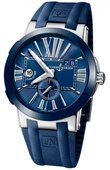 Ulysse Nardin Executive Dual Time 243-00-3/43 43mm