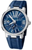 Ulysse Nardin Executive Dual Time 243-00B-3/43 Executive Dual Time 43mm
