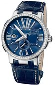 Ulysse Nardin Executive Dual Time 243-00B/43 Executive Dual Time 43mm