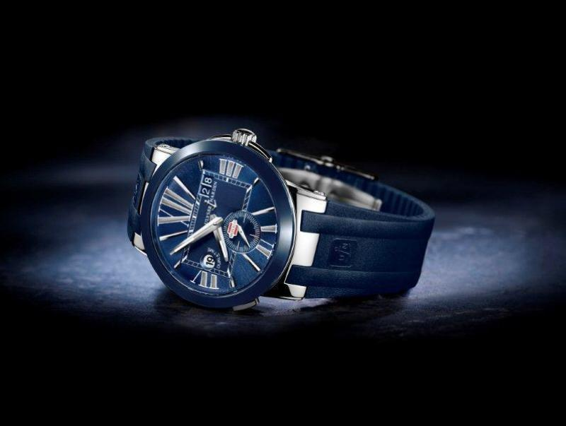 243-00LE Ulysse Nardin Executive Dual Time 43mm Monaco 2011 Limited Edition 100 Executive Dual Time