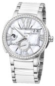 Ulysse Nardin Executive Dual Time Lady 243-10B-7/391 Executive Dual Time Lady