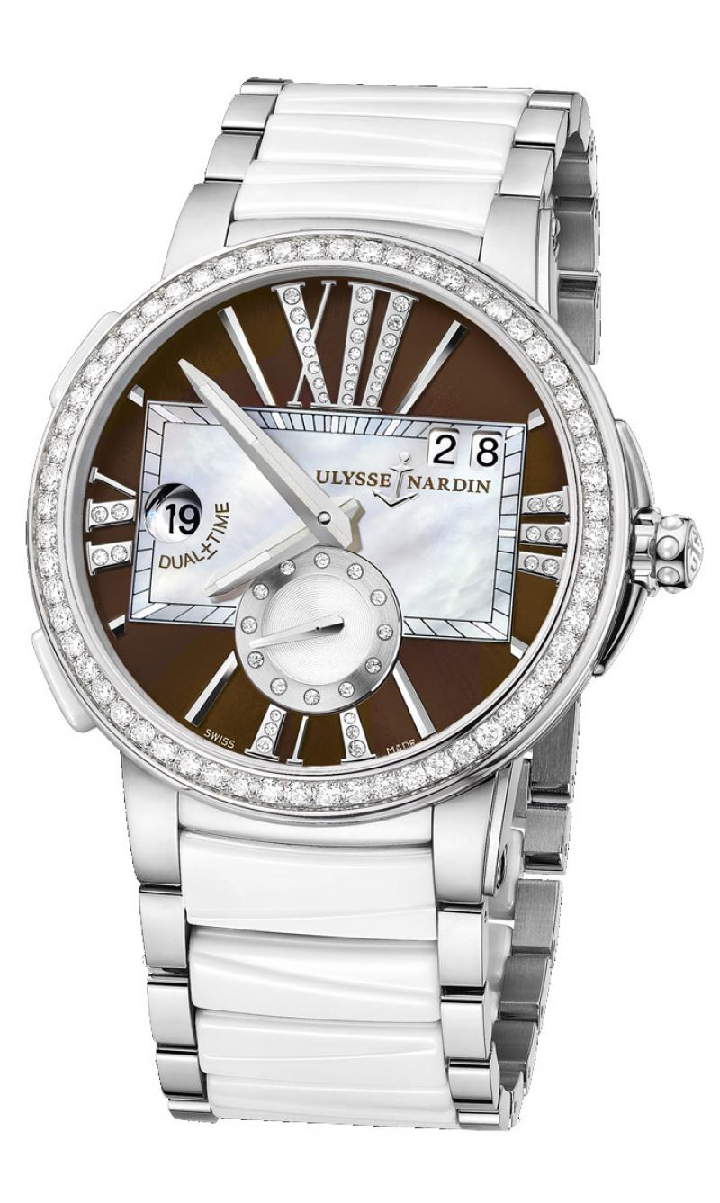 243-10В-7/30-05 Ulysse Nardin Executive Dual Time Lady Executive Dual Time Lady