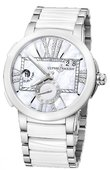 Ulysse Nardin Executive Dual Time Lady 243-10-7/391 Executive Dual Time Lady