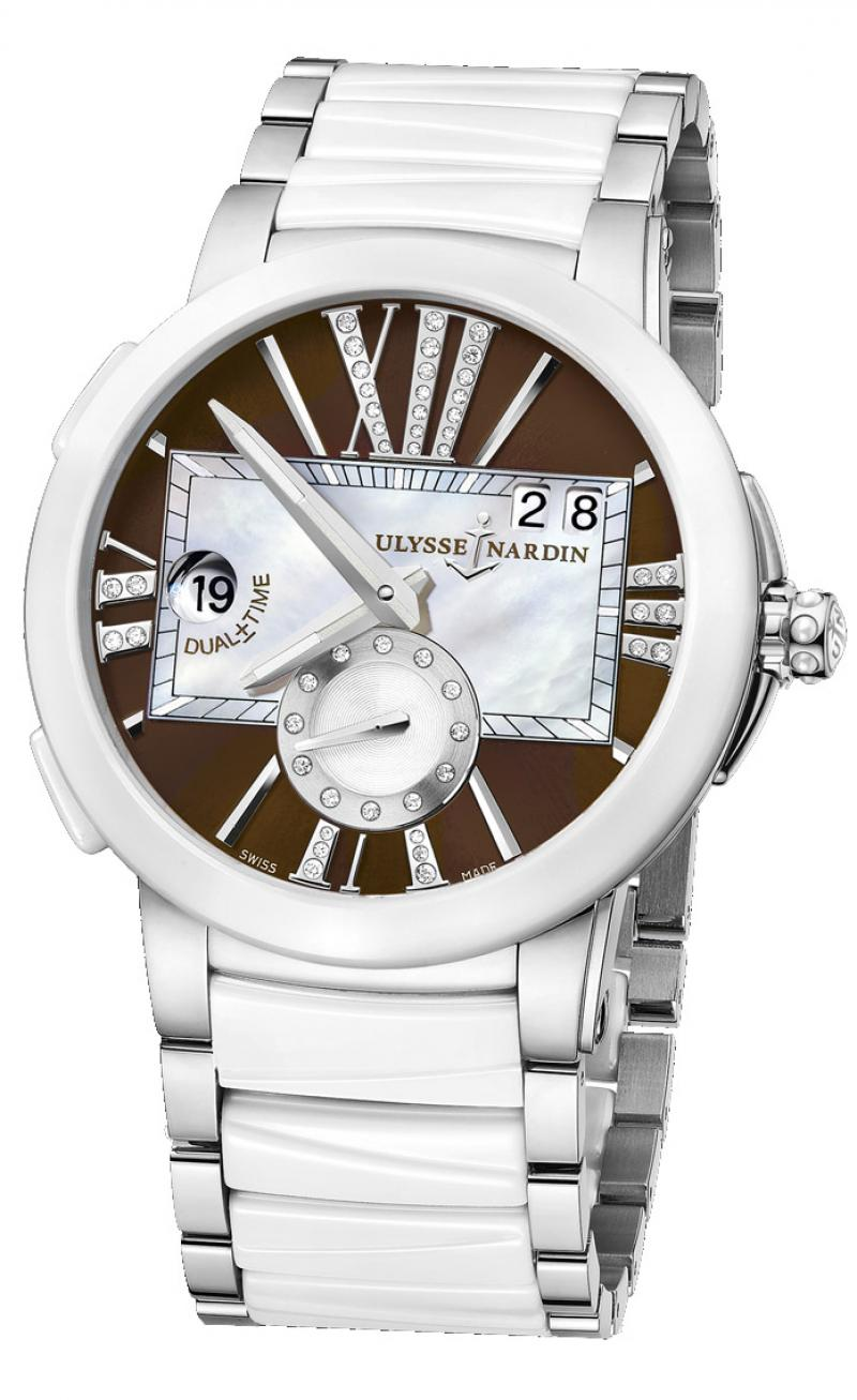 243-10-7/30-05 Ulysse Nardin Executive Dual Time Lady Executive Dual Time Lady
