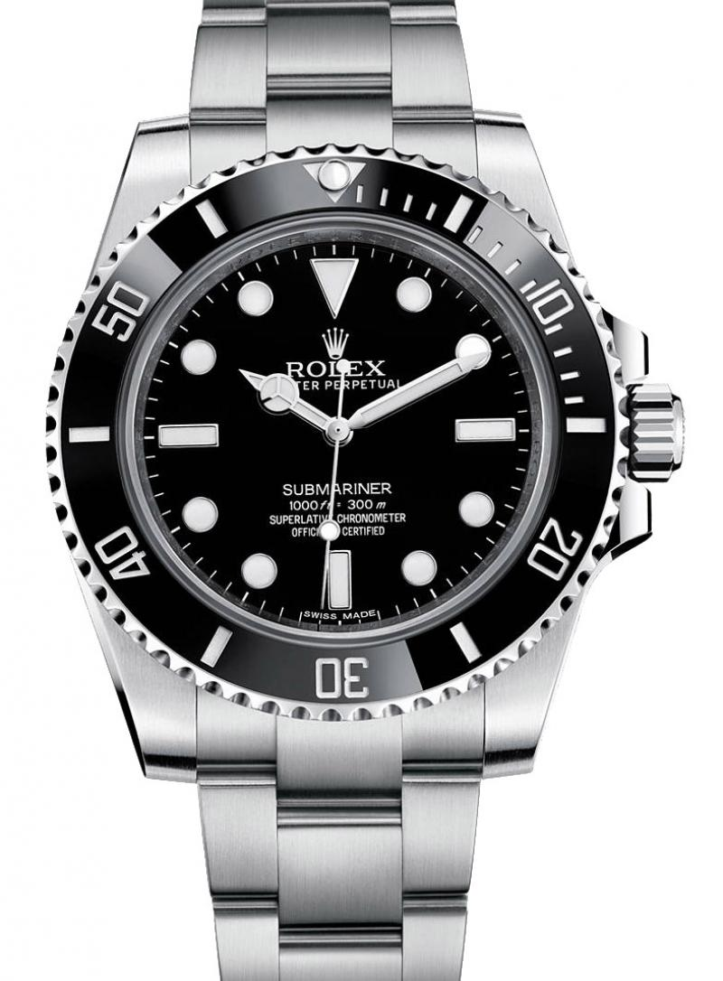 114060 Rolex No Date Submariner