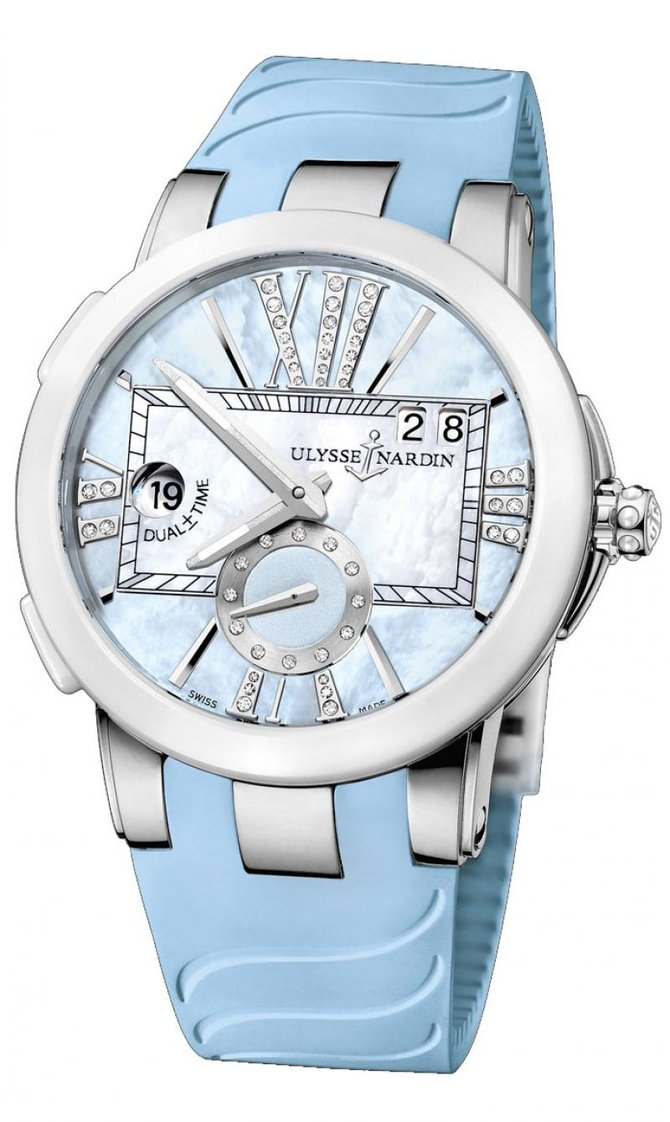 243-10-3/393 Ulysse Nardin Executive Dual Time Lady Executive Dual Time Lady