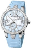 Ulysse Nardin Executive Dual Time Lady 243-10B-3C/393 Executive Dual Time Lady