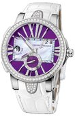 Ulysse Nardin Executive Dual Time Lady 243-10B/30-07 Executive Dual Time Lady
